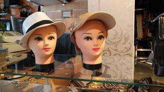 Cabezas para gorros-sombreros