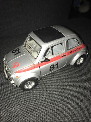 Fiat abarht 695ss 1/18