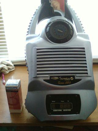 Foco escáner