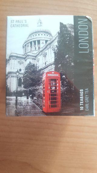 caja de te original Londres