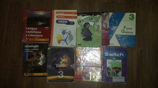 libros de secundaria
