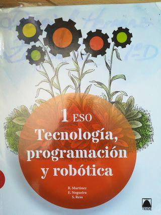 Tecnología, programación y robótica 1° ESO Teide