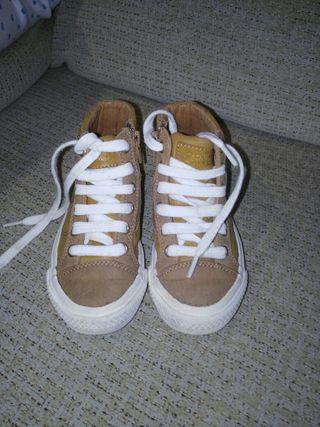 botas niña zara