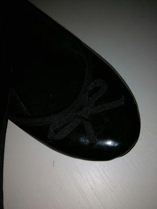 zapatos bailarinas número 36