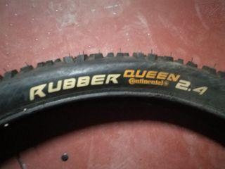 Cubiertas / ruedas MTB