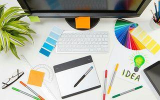 Diseño de logos, tarjetas, publicidad...
