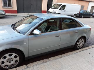 Audi A4 2003 1.8T BFB QUATTRO