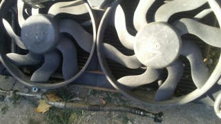 radiador citroen xsara 1.9td