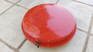 Vaso de Expansión 10 litros 1/2 circular