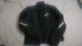 chaqueta moto alpinestars sin uso
