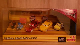 coches cars 3 disney pixar