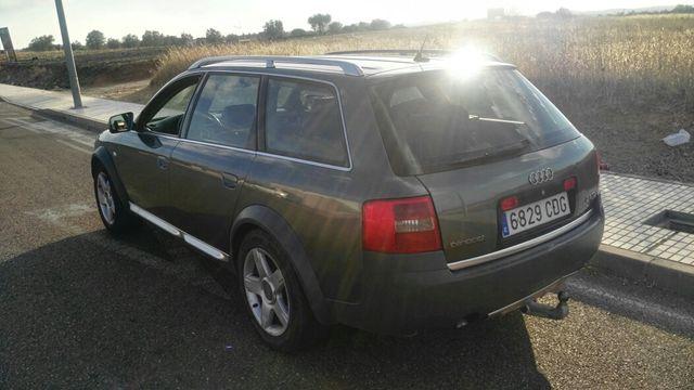 Audi A6 Allroad 180cv 2003