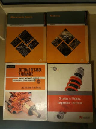 Libros de 1° de Electromecanica