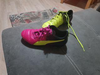 botas de futbol nuevas n 37