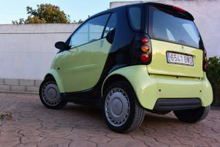 Smart Fortwo 2002