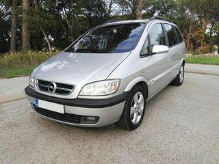 Opel Zafira diesel solo 93.000km, 7 plazas
