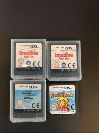 Juegos DS