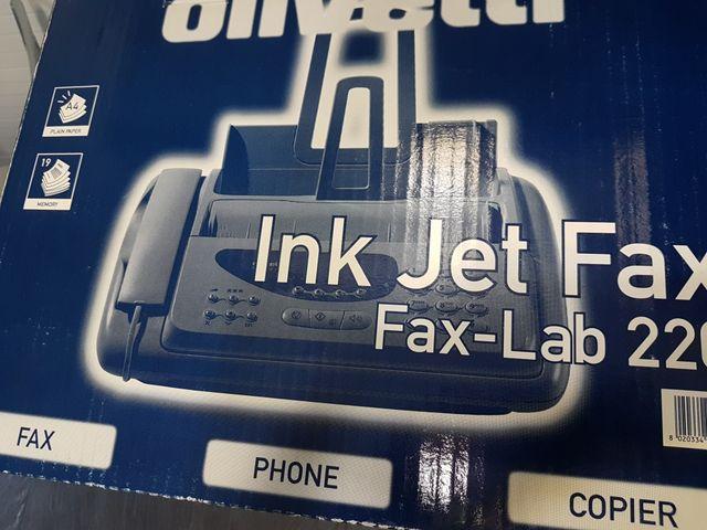 Ollivetti Ink Jet Fax, Fax-Lab 220