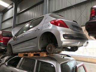 Peugeot 207 despiece