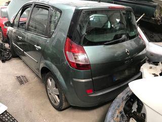 Renault Scenic 2003 despiece