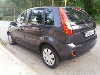 Ford Fiesta 2008 diesel