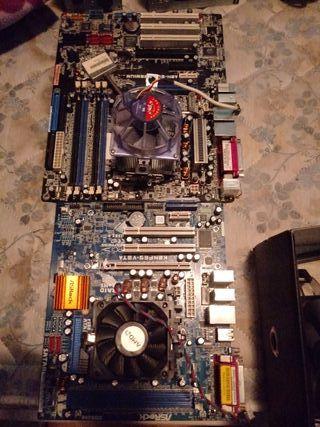 Piezas de ordenador