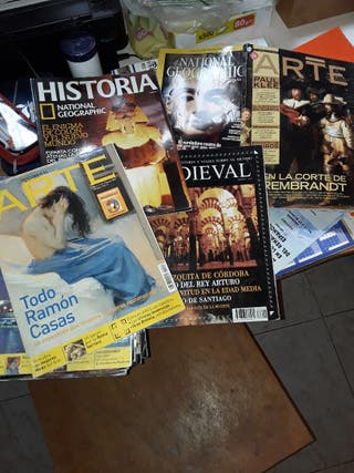 revistas de historia e historia del arte