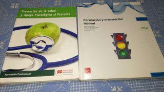 libros de auxiliar de enfermería