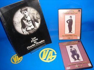 Coleccionismo libro los films de Charlie Chaplin