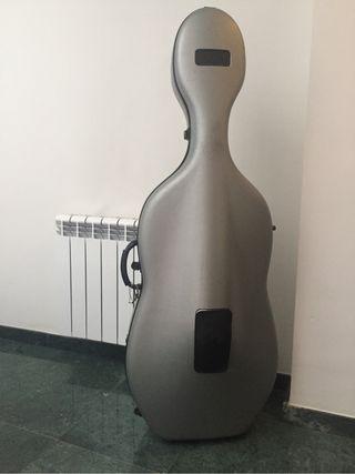 Estuche de violoncello