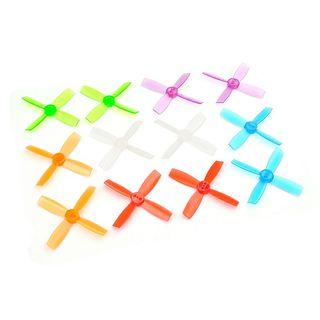helices 2435 para micro drones de carreras