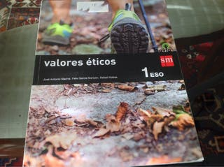Libro Primero Eso Valores Eticos