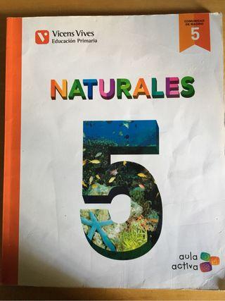NATURALES 5º PRIMARIA