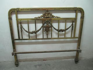 cama broce antigua