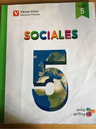SOCIALES 5º PRIMARIA