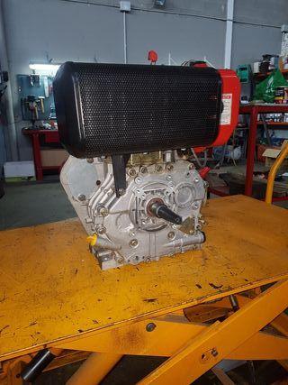 motor diesel nuevo