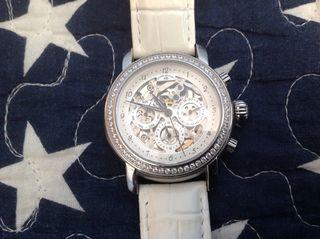OCASION Reloj Con Brillantes