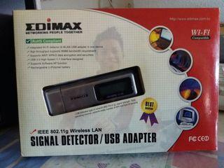 Detector de señales wifi