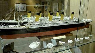 Maqueta Completa Transatlántico RMS Titanic