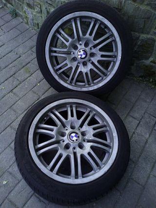 """Rueda BMW E46 17"""""""
