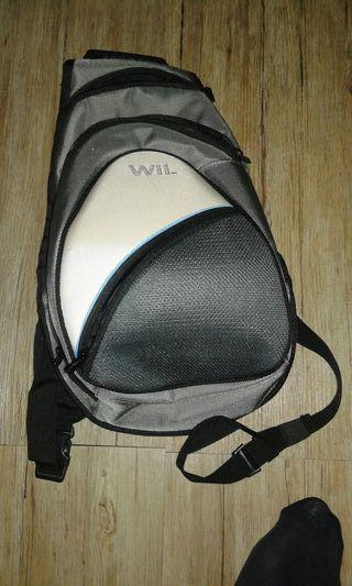 mochila de la wii