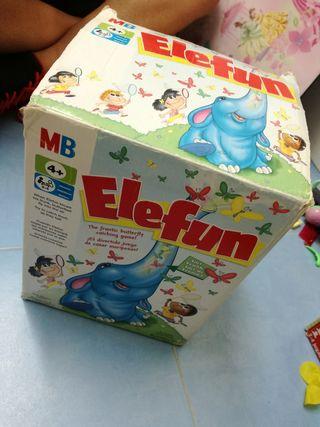 Juego Elefun