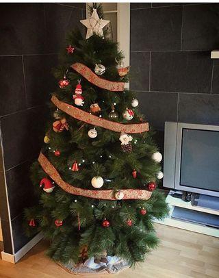 Árbol de Navidad Montgomery