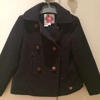 Chaqueta abrigo niña talla 3