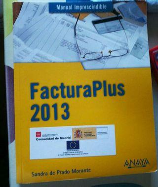 libro factura plus 2013