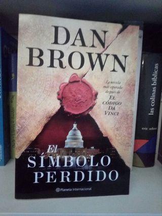 El símbolo perdido. Dan Brown