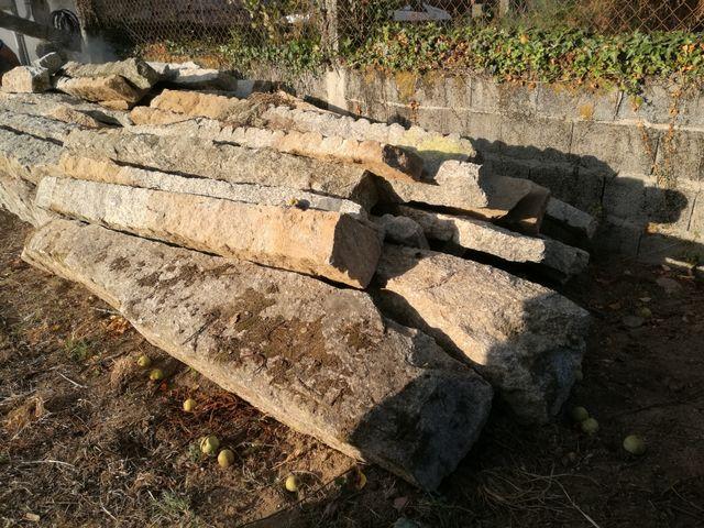 Postes de piedra