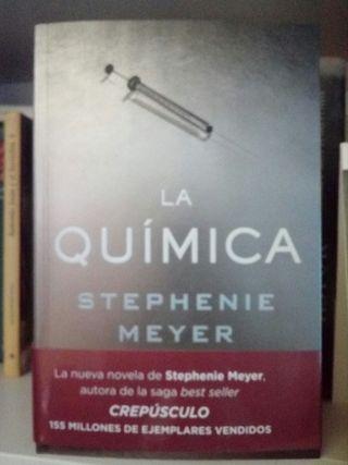 la química. Stephenie Meyer