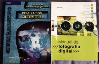 libros realizacion multimedia fotografía digital