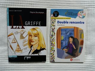 Libros con ejercicios en francés